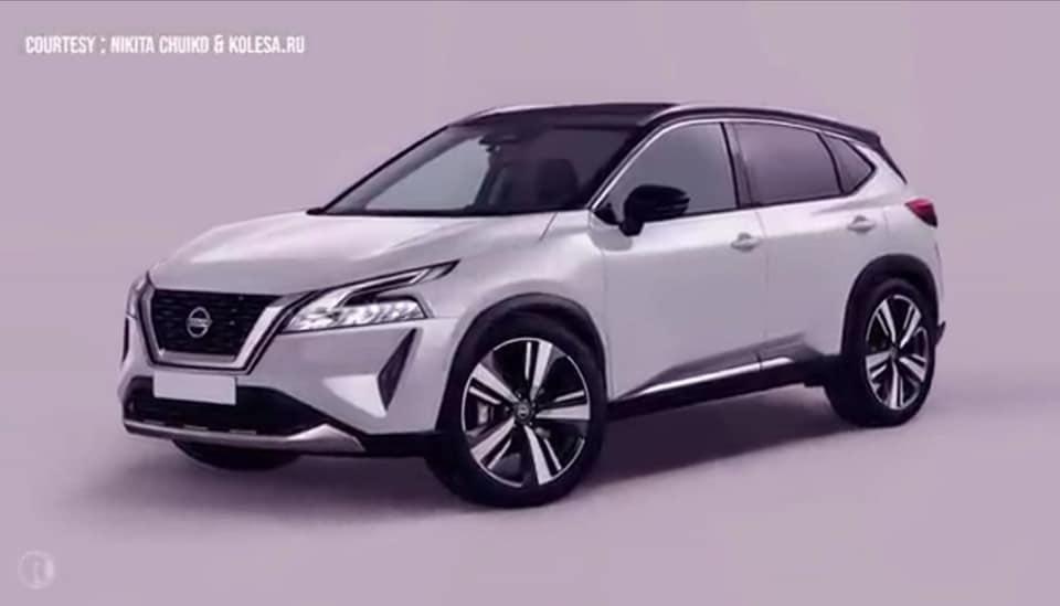 Nissan Qashqai 2021: la terza generazione è in arrivo [RENDER]