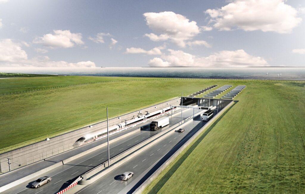 Tunnel Germania-Danimarca: attraverserà il Mar Baltico e costerò 7 miliardi [VIDEO]