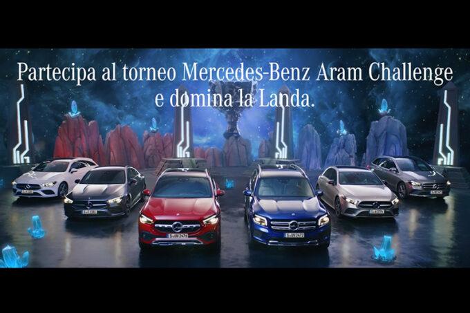 Mercedes-Benz Italia e ESL Italia lanciano una nuova sfida nell'universo di League of Legends