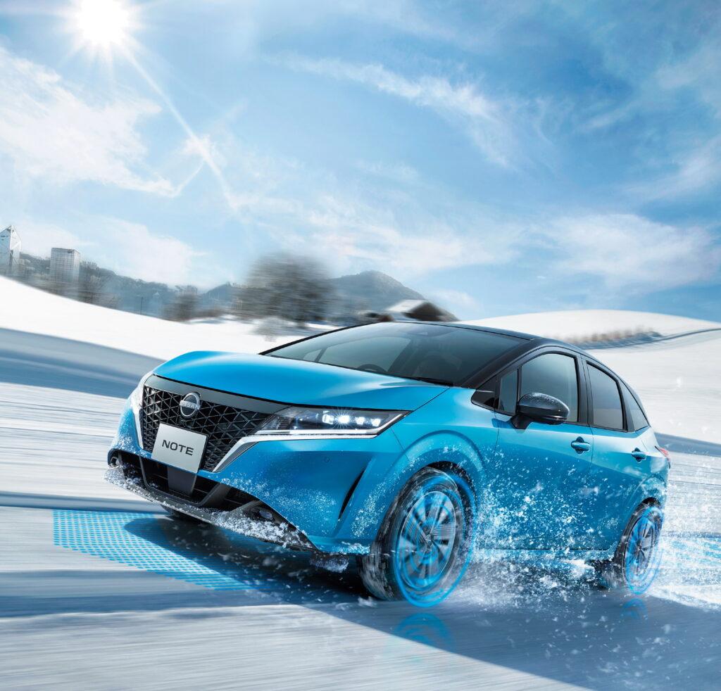 Nissan Note e-Power AWD: ecco l'ibrida che parte da 22.000 euro
