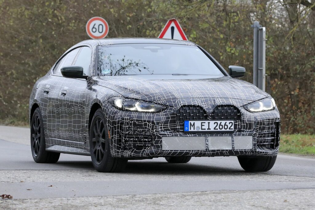 BMW Serie 4 Gran Coupé 2021 SPY