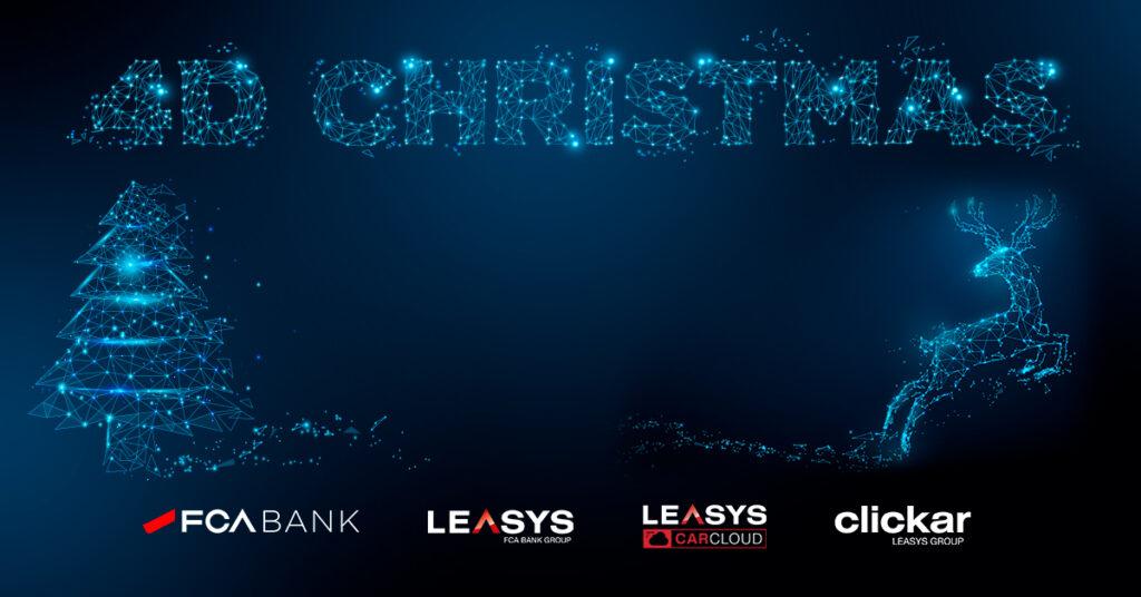 FCA Bank: le offerte per Natale 2020 con Leasys
