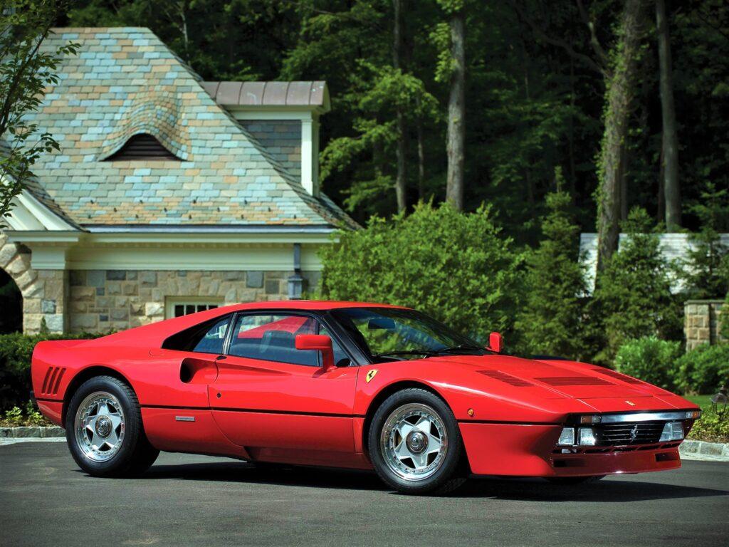 Ferrari 288 GTO asta 2020