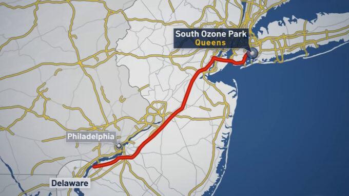 Usa, due cugini di 12 e 7 anni in fuga col SUV da New York al Delaware per una sfida sui social