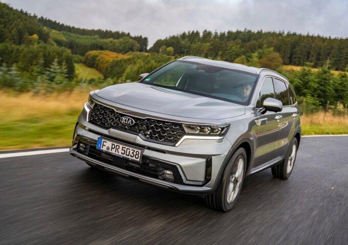 Kia Sorento 2020: sue le cinque stelle Euro NCAP [VIDEO]