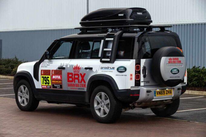 Nuova Land Rover Defender: ruolo cruciale nel ritorno della Casa inglese alla Dakar 2021