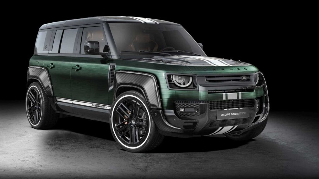 Land Rover Defender Carlex Design