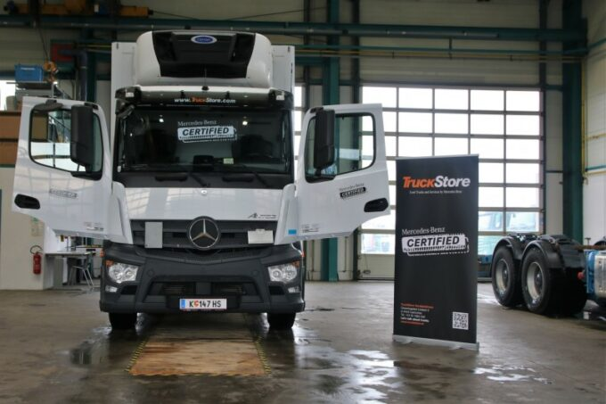 Mercedes-Benz Trucks - Mercedes-Benz Certified