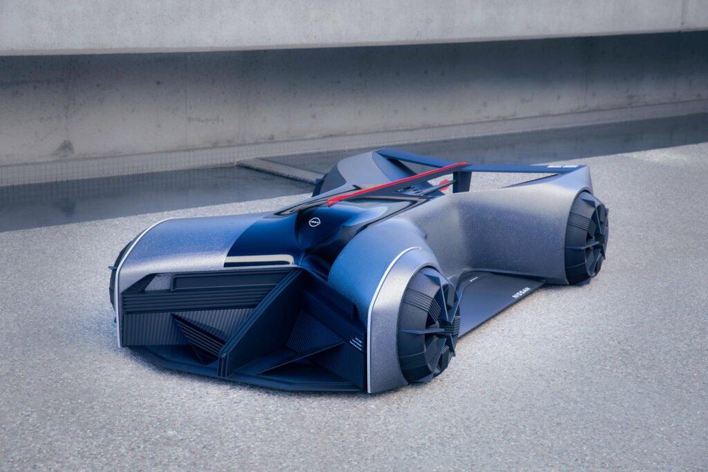 Nissan GT-R (X) 2050: la GT-R del futuro…non sarà un'auto