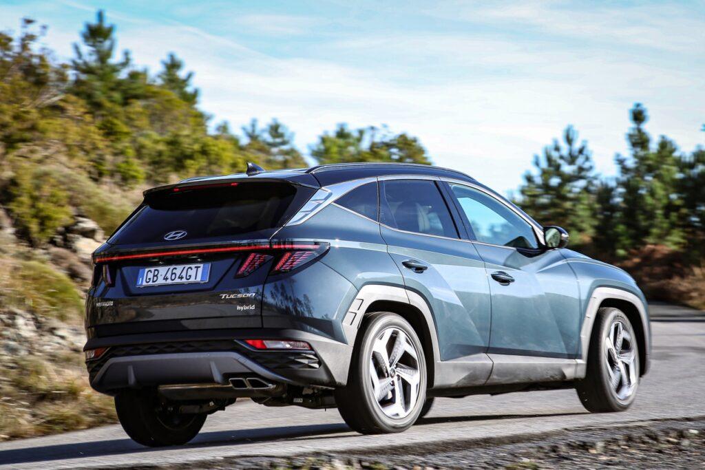 Hyundai Tucson 2021: c'è il diesel insieme ai motori ibridi. Le parole di Andrea Crespi