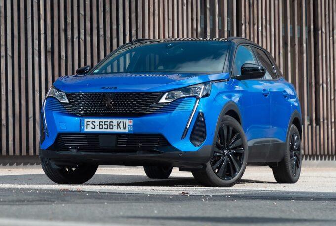 Peugeot - Automobiles Awards 2020