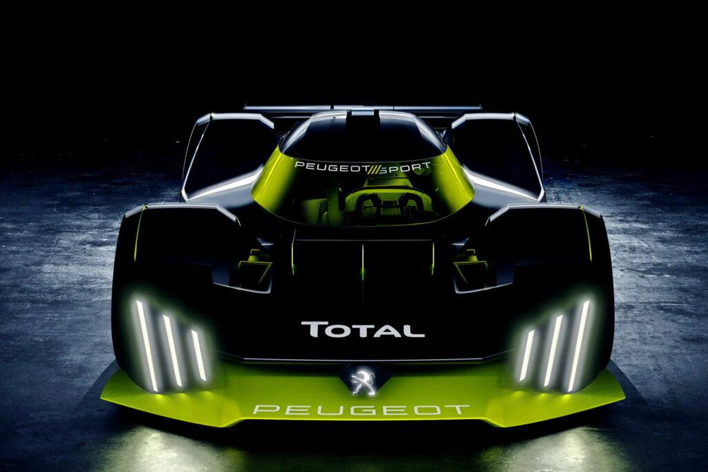 Peugeot non realizzerà una versione stradale della nuova hypercar da corsa per Le Mans