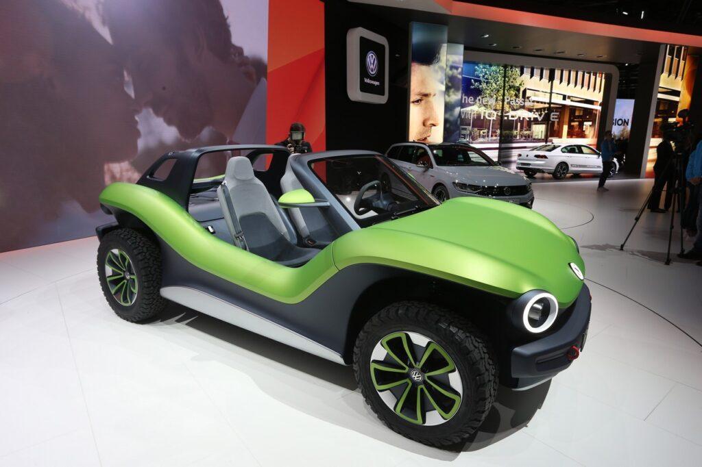 Volkswagen ID.Buggy: la concept car non andrà in produzione