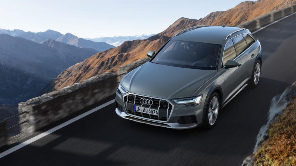 Audi A6 Allroad quattro: ora anche con il quattro cilindri diesel mild-hybrid