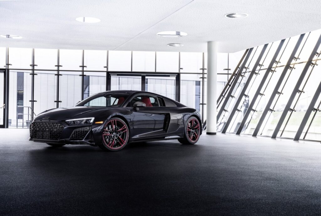 Audi R8 RWD Panther Edition 2020