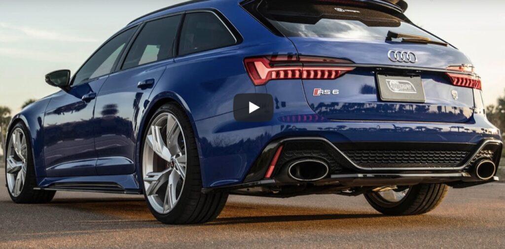 Audi RS6 2021 Tribute Edition MTM: solo 25 esemplari da 730 CV e scarico Akrapovic [VIDEO]
