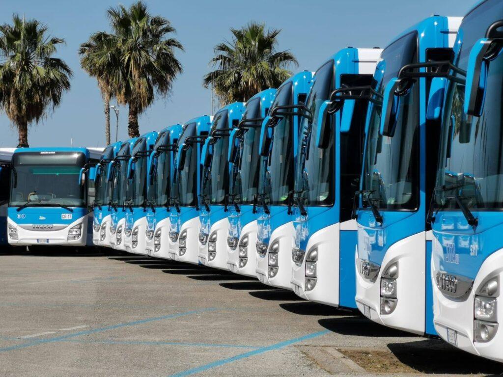 Trasporto pubblico locale: 1,150 miliardi di euro ai Comuni per il rinnovo del parco autobus