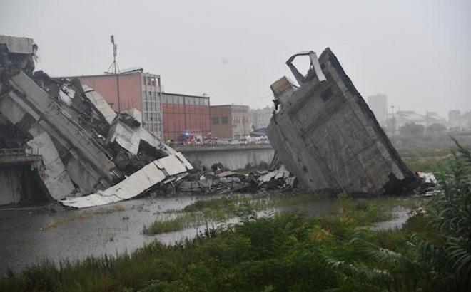 Ponte Morandi: un tirante corroso la causa del crollo