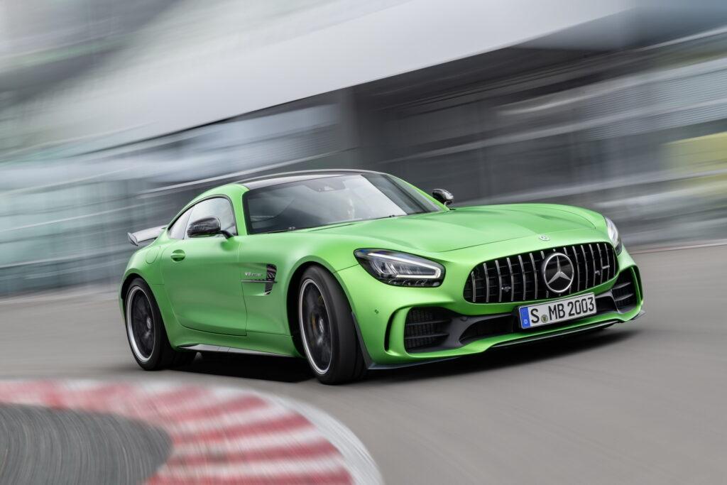Mercedes-AMG GT R: stop alla produzione, lo conferma la Casa tedesca