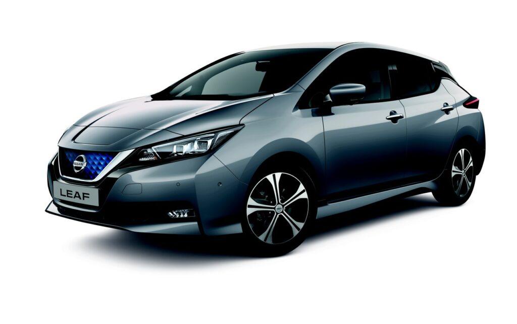 Nissan Leaf 2021: nuove dotazioni e più connettività