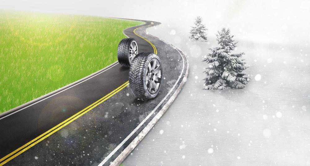 Pneumatici invernali: come rallentare l'usura e farli durare di più