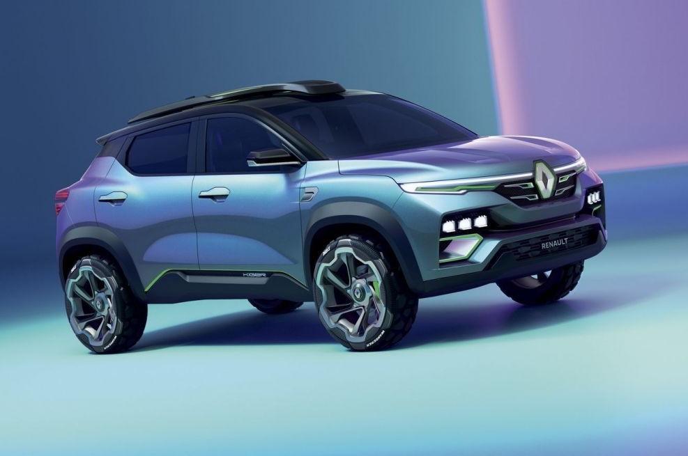 Dacia Kiger: nei piani c'è un SUV elettrico low cost