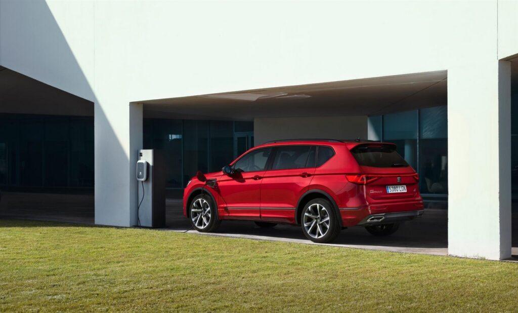 Seat Tarraco e-Hybrid: via agli ordini, da 44.600 euro