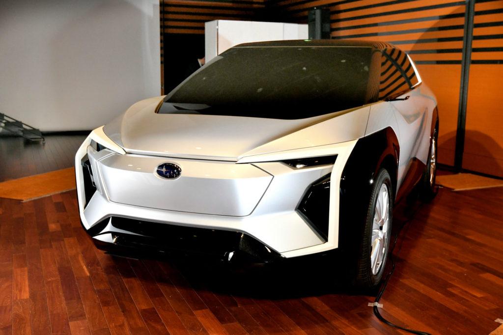 Subaru: arriverà un SUV elettrico in Europa entro il 2025