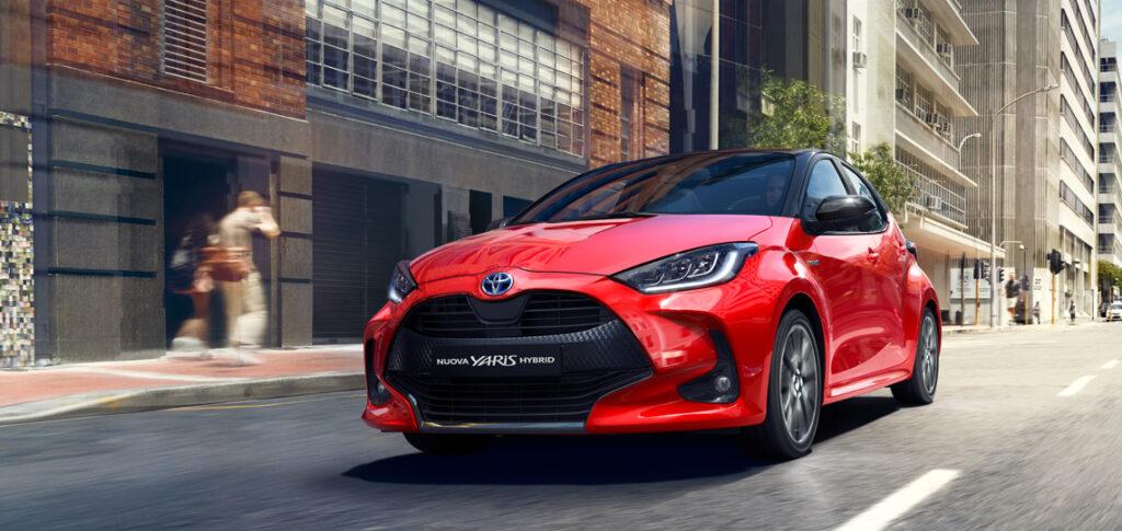 La nuova Mazda2 nascerà dalla Toyota Yaris Hybrid?