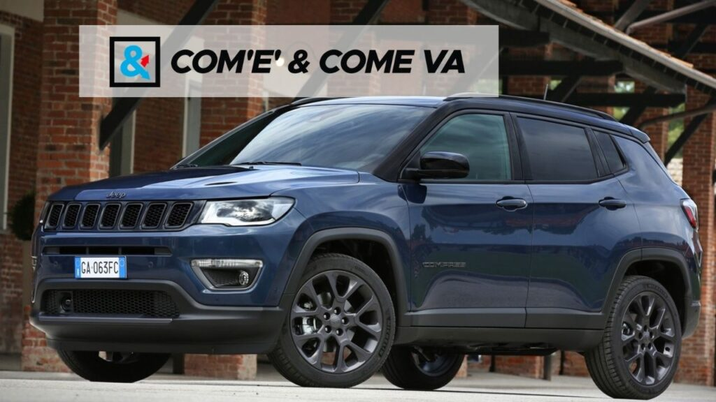 Jeep Compass 4xe | Com'è & Come Va
