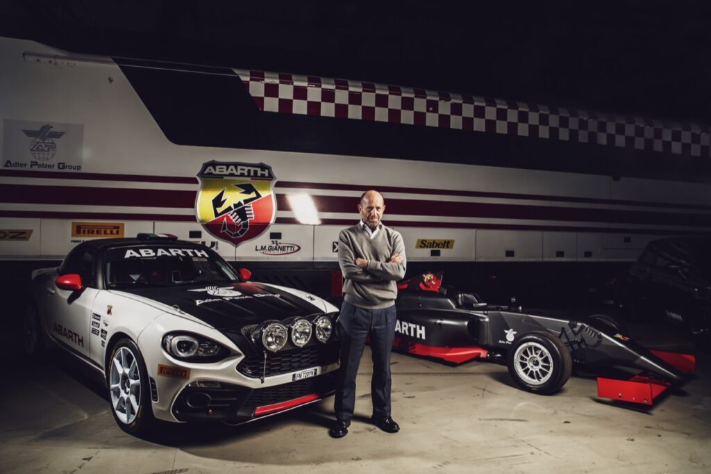 Abarth: un anno interessante sul piano commerciale e sportivo [VIDEO]