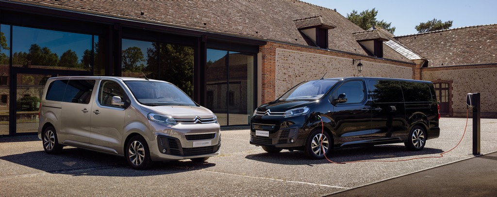 Citroën ë-SpaceTourer e Citroën ë-SpaceTourer Business: prezzi ufficiali in Italia