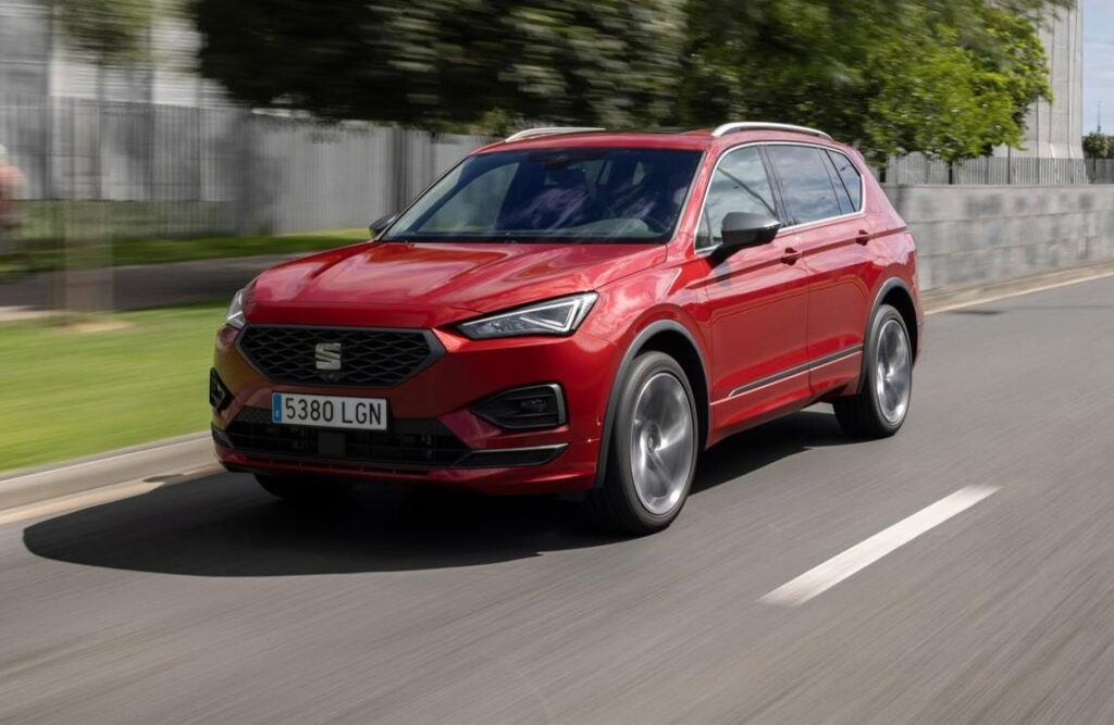 Seat Tarraco 2.0 TSI 245 CV DSG è ordinabile in Italia da 38.400 euro