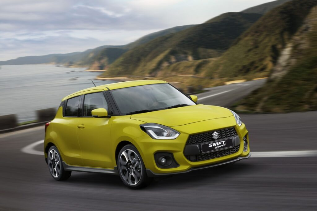 Suzuki Swift Sport Hybrid: tutti i segreti della hot hatch giapponese [VIDEO]