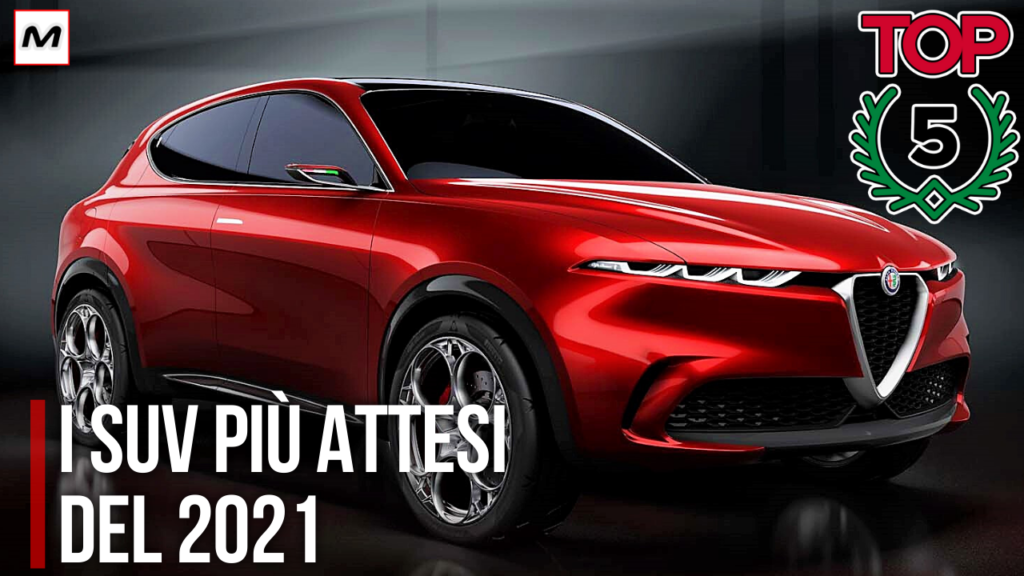 TOP 5 | I SUV più attesi del 2021 [VIDEO]