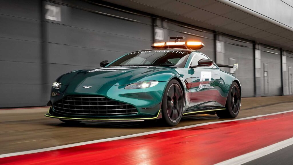 Aston Martin Vantage - Safety Car F1
