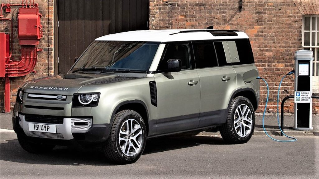 Land Rover Defender vince la Women's World Car Of The Year 2021