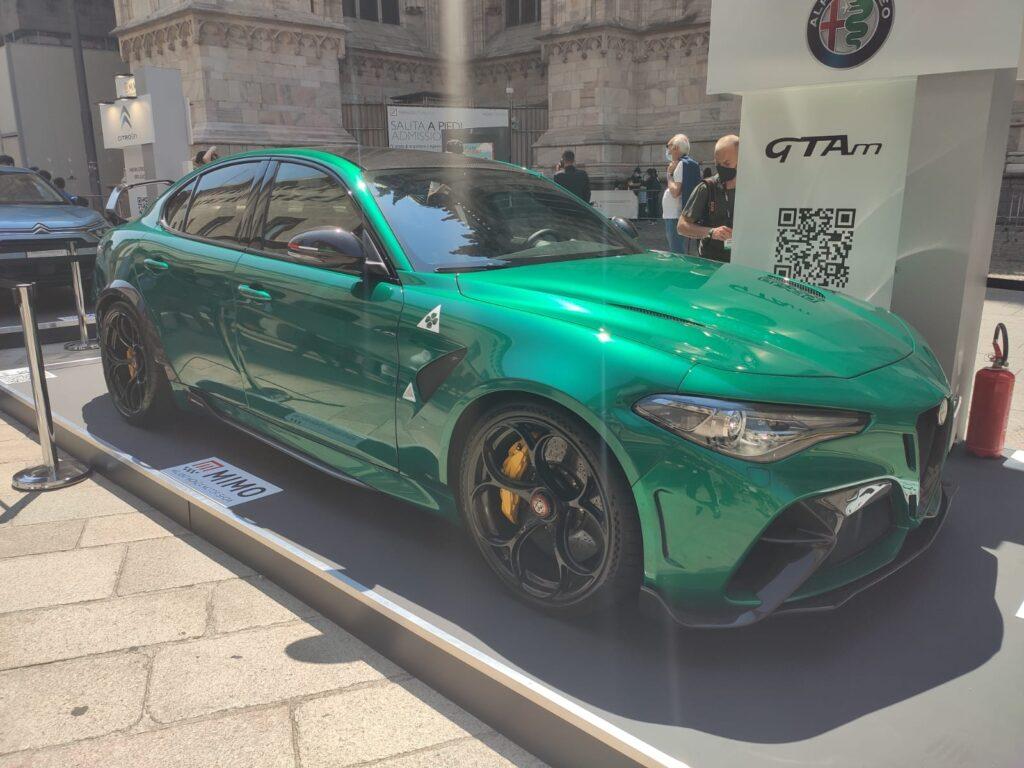 Alfa Romeo Giulia GTAm - MiMo 2021