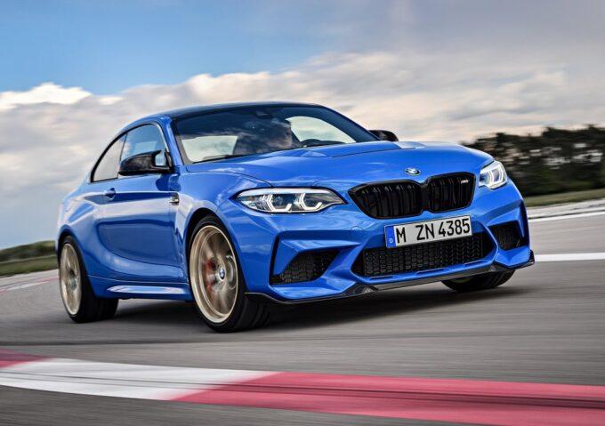 BMW M2 CS: regina della pista con Alessandro Gino [VIDEO]