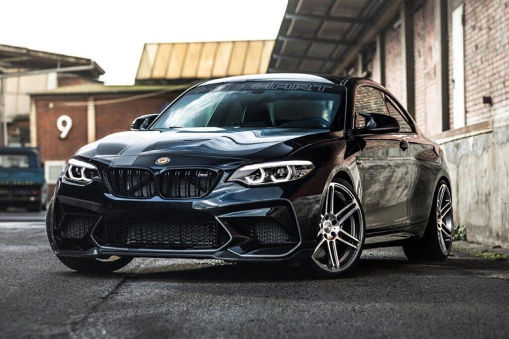 BMW M2 Competition: con il tuning di Manhart è più potente (e più bella) di una M2 CS