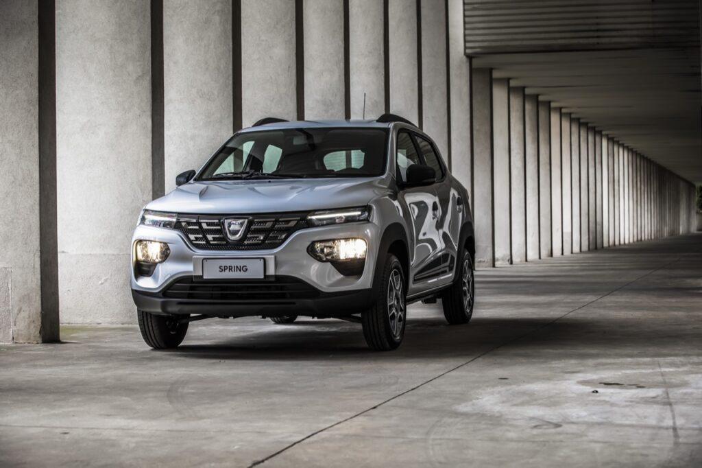 Dacia Spring: le caratteristiche dell'elettrica raccontate da Fontana Giusti [VIDEO]