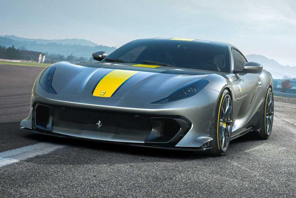Ferrari 812 Competizione e Competizione A - Foto ufficiali