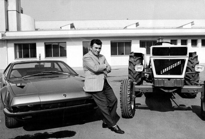 Lamborghini: oggi si festeggiano i 105 anni dalla nascita di Ferruccio Lamborghini