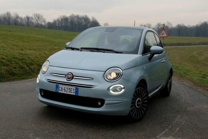 Fiat 500 Hybrid in promozione a 10.000 euro sino a domani