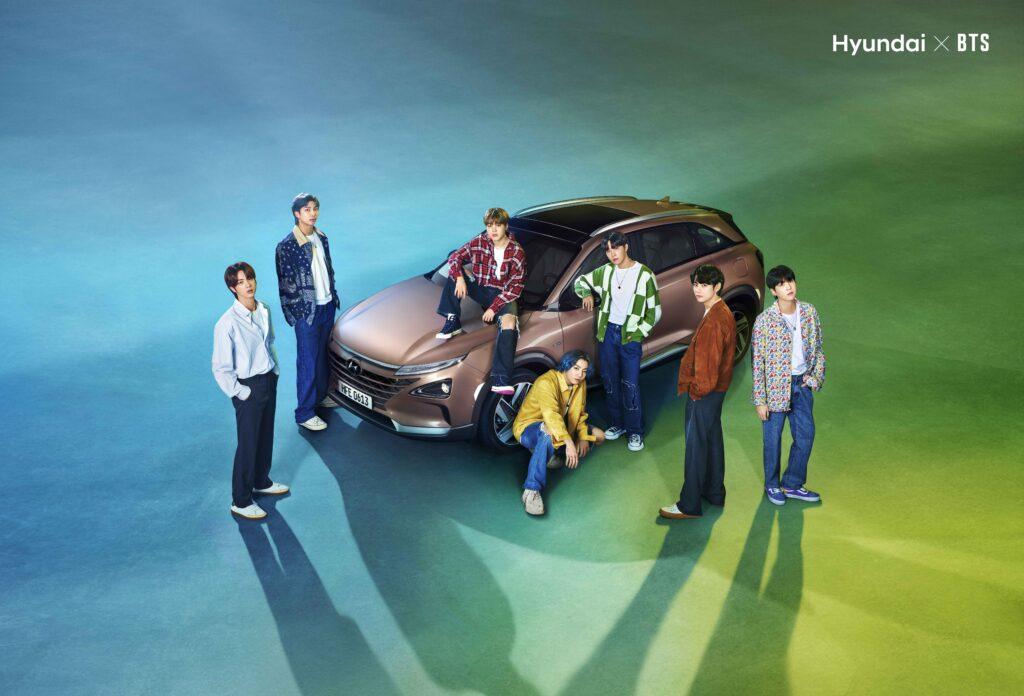 Hyundai e i BTS insieme per la Giornata Mondiale della Terra 2021 [VIDEO]