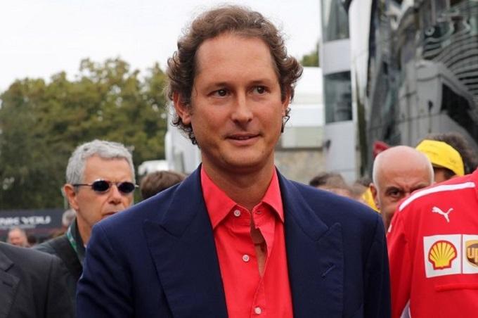 """Ferrari, John Elkann conferma: """"Il primo modello 100% elettrico nel 2025"""""""