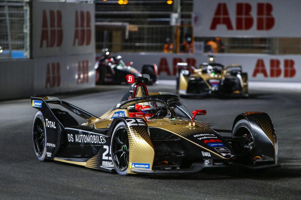DS lancia un nuovo motore all'E-Prix di Roma di Formula E