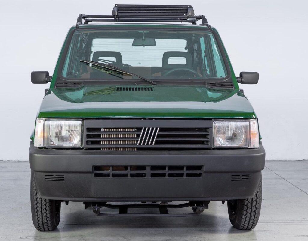 Panda Integral-e Garage Italia - Foto ufficiali