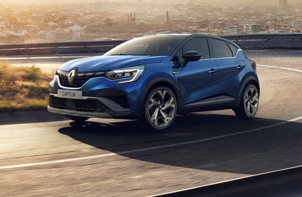 Renault Captur: debuttano il motore Hybrid E-Tech 145 e l'allestimento R.S. Line