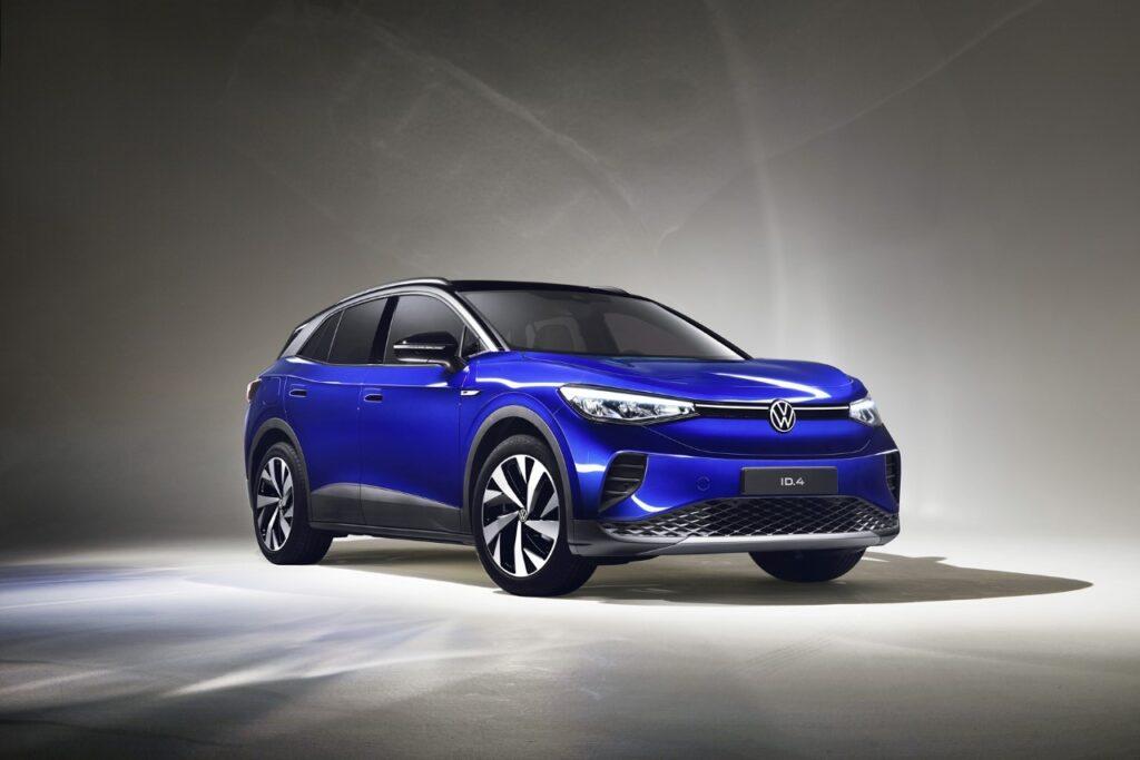 Volkswagen ID.4: l'elettrica conquista 5 stelle Euro NCAP [VIDEO]